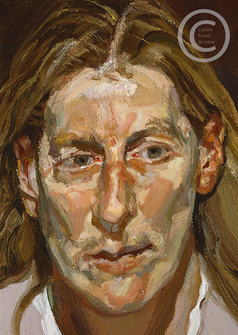 Lucian Freud Archive - Paintings 1988 to 1989
