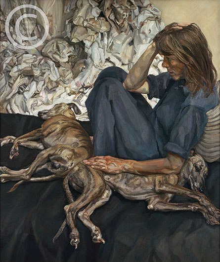 Lucian Freud Archive - Paintings 1986 to 1987