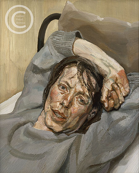 Lucian Freud Drawings - Exhibitions | Lucian freud