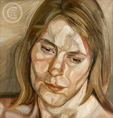 Lucian Freud Paintings 1960-1964