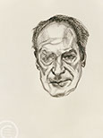 Lucian Freud Works on Paper 1990's