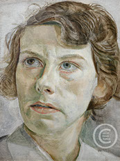 Lucian Freud Paintings 1950-1951