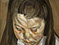 "Lucian Freud ""Head of a Young Girl"" 1955 Oil on Canvas 36cm x 36cm"