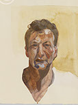Lucian Freud Works on Paper 1970's