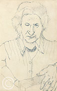Lucian Freud Works on Paper 1920's and 1930's